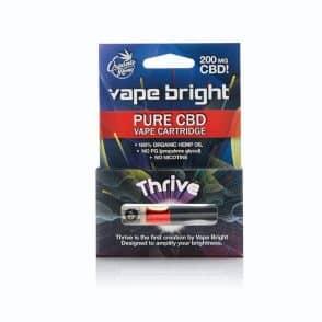 Thrive Vape Bright Cartridge Refill