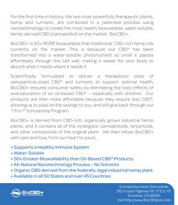 About Bio CBD Plus