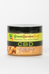 CBD Peanut Butter Green Garden Gold