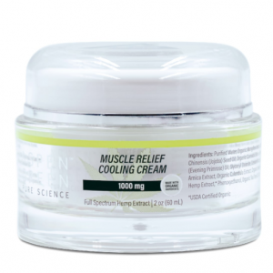 Aspen Green Muscle Relief Cooling Cream Image