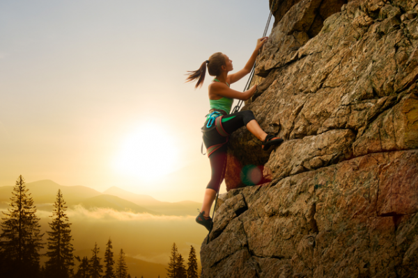 CBD for Rock Climbers