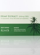 Endoca CBD Suppositories/Vaginal Ovules (500mg)