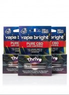 Vape Bright 3 Pack – Thrive CBD Vape Cartridge – 600mg