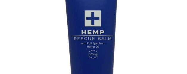 Elixinol CBD Rescue Balm Topical (125mg)