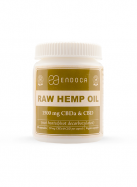 Endoca Raw CBD Capsules (1500mg) CBD+CBDa (15%)