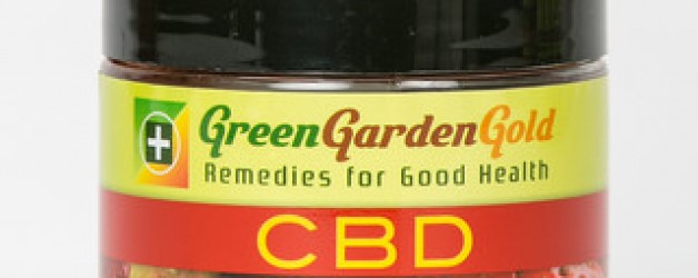 Green Garden Gold CBD Jam (200mg)