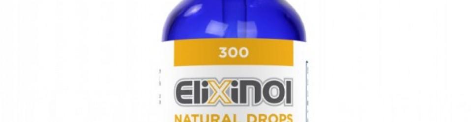 Elixinol Hemp Oil Drops Regular (300mg)