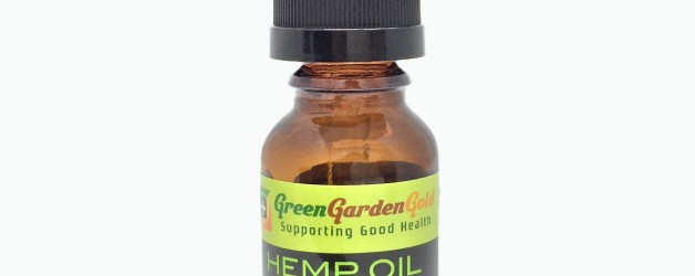 Green Garden Gold Drops (100mg)