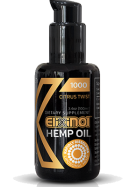 Elixinol Citrus Twist Water Soluble Liposomes CBD Oil Tincture (1000mg)