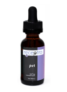 Receptra Pet – 500mg CBD Dog Drops
