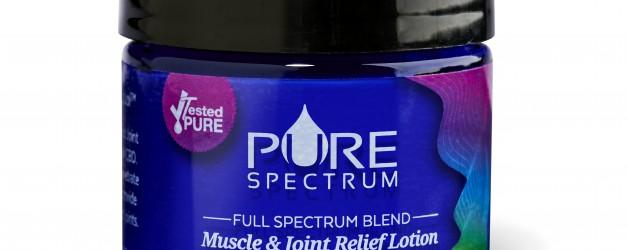 Pure Spectrum Lotion – Full Spectrum Blend (250mg)